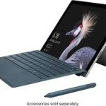 "Microsoft - Surface Pro – 12.3"" – Intel Core i5 – 8GB Memory – 256GB Solid State Drive - Silver"
