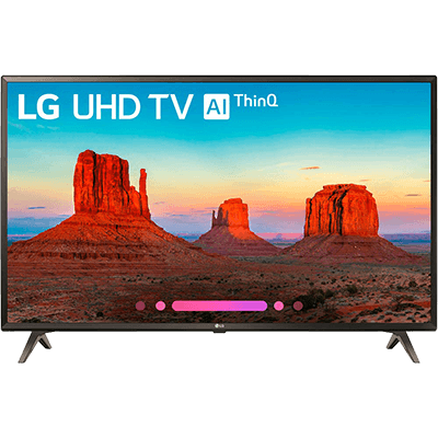 LG 43' Class UP8000 LED Televisions